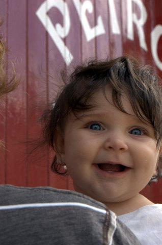 Mersina at six months